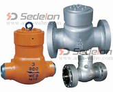 Cast Steel Pressure seal Swing Check Valve