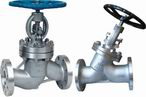 Duplex stainless steel / Special Alloy Globe Valves